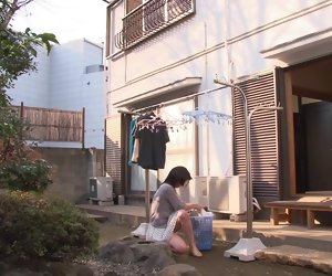 24:42 , Hottest Japanese girl respecting Best Upskirt, Tie the knot JAV movie