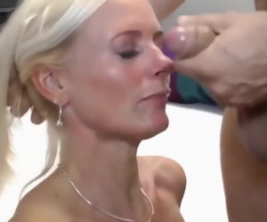 6:28 , Fantastic MILF Deepthroat Young and Chubby Cock Like a PRO