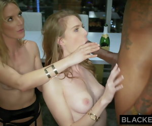 12:19 , BLACKEDRAW Mona Wales and Ashley Lane Have BBC