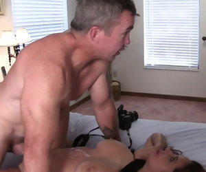 10:32 , Husband Gets Caught Fucking His Wife's Sister