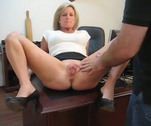 8:31 , Bdsm Bondage Mature Milf Orgasm Secretary Straight