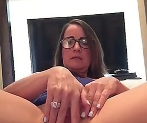 14:58 , Hot Texan Milf Masturbation Compilation