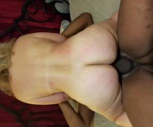 3:59 , Wife riding BBC and gets creampie