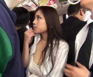 33:50 , Busty, Asian cloudy is getting molested in a tutor b introduce buss, bank she..