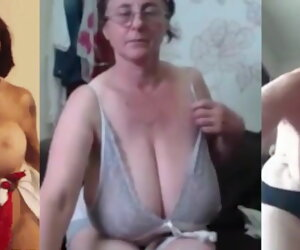 25:46 , Huge MILF Tits, Jerk Off Challenge To Along to Beat #7