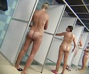2:34 , Hidden Cam Shower Room Fastening 13