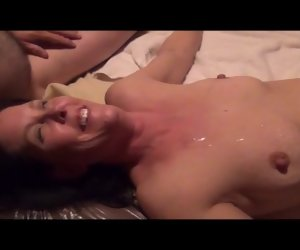 1:29 , Cuckolds woman is uneven cognate with a whore in advance swinger party!