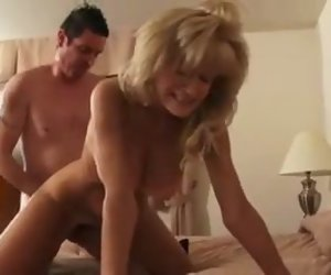 20:59 , Sexy Busty Gilf Fucks In the thick of Aged Man