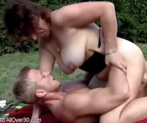 2:20:09 , Big Brunette Compilation Hairy Hd Mature Outdoor Stockings Straight Tits