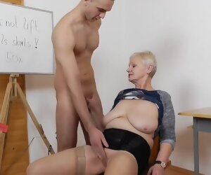28:02 , Kermis mature teacher is showing special by way of a private class added to..