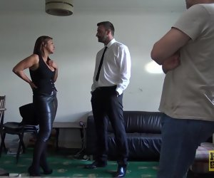 11:53 , Dominate milf Sienna Hudson gets her grasping pussy hammered hard