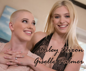 6:15 , Lesbian launching - Riley Nixon and Giselle Palmer