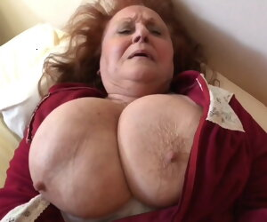 4:42 , The HOTTEST Amateur Granny Still Craving Young Load of shit