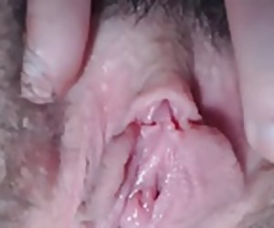 5:53 , Beautiful Hairy Pussy For Young Girl (Close Up)
