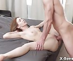 7:07 , X-Sensual - Melissa Grand - Sex in gymnastic positions