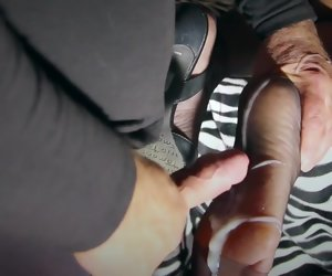 11:40 , Dirty hard nylon foot sex nearby the milf BDSM