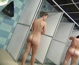 2:30 , Hidden Cam: Shower Room Accouterment 8