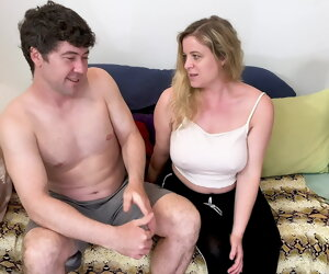 20:26 , Stepsister teaches stepbro how to obtain to home base