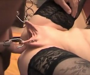 2:19 , Incredible amateur Close-up, BDSM porn clip