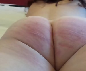 11:19 , Session november 2017: ass punishment  100 strokes