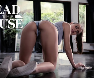 6:14 , Lana Rhoades & Brad Manful in Fiend of the House - PureTaboo