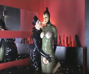 11:06 , Amazing amateur Latex, Mature adult movie
