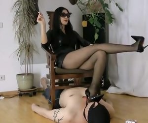9:04 , Incredible amateur Femdom, Foot Charm xxx video