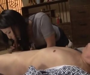 17:50 , Frightening Japanese carve Megumi Haruka in Nutty JAV photograph