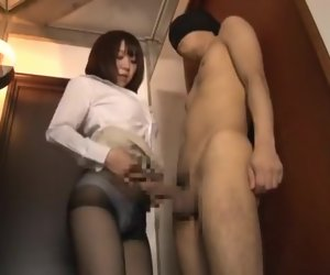 17:18 , Stunning Japanese slut Nozomi Hara in Exotic Hardcore, BDSM JAV coupler