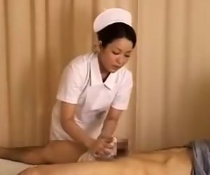 10:17 , Naughty Oriental safe keeping gives a horny patient the treatment