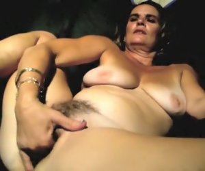 5:05 , Amazing Homemade clip with Hairy, Big Tits scenes