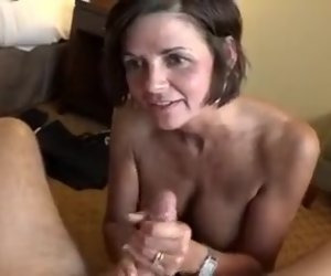 6:31 , Nana Obtaining My Cum On Her Face That Is Inviting