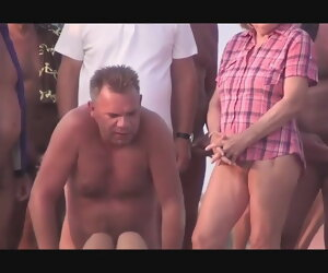 1:0:24 , Great Beach Sex, Voyeur HD Compilation