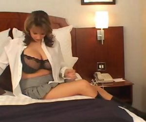 15:31 , Fabulous Panties, Solo Girl sex clamp