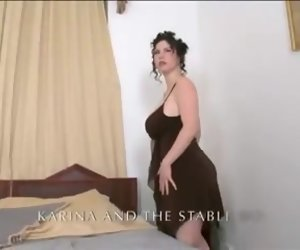 19:19 , Amazing Brunette, Big Special adult clip