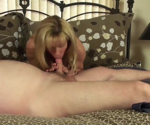 9:31 , Carol Cox Receives A Biggest Creampie