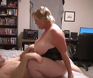 26:42 , Huge Tit Mature Blonde Gets Tushy Fucked