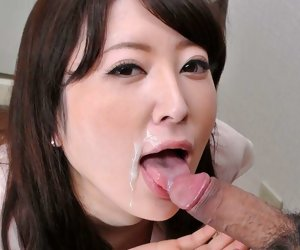 8:00 , Facial Hd Hot Japanese Milf Red Wife Asian Blow Censored