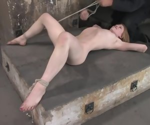 4:00 , Madison Young stars relating to one of Hogtied's real age live shoots.