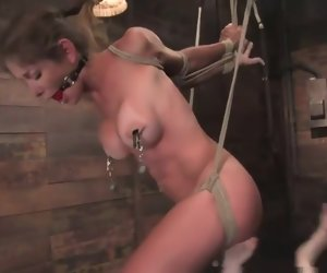 4:00 , Bdsm Bondage Favorite Hardcore Spanking Squirt Straight Tied