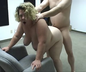 17:50 , Anal Fucking Your Big Tit Granny's Fat Ass