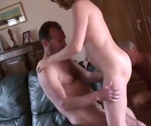 7:19 , Mature Old Threesome Amateur Cuckold