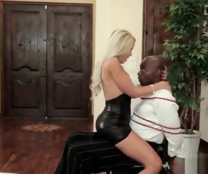 30:42 , Nina Elle Interracial HD