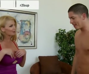 25:55 , Big tit mom whore