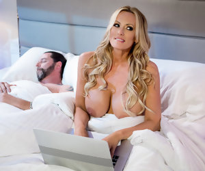 7:59 , Stormy Daniels & Keiran Lee in Stormys Secret - BrazzersNetwork