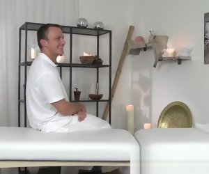 13:19 , Oily massage continued sex
