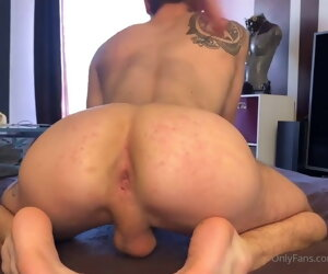 20:18 , French twink takes a big cock